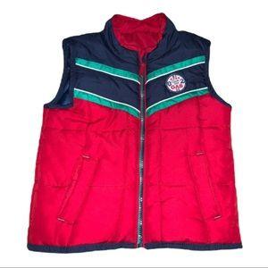 2/$20 Marks & Spencer TruckStop Puffer Vest Boys